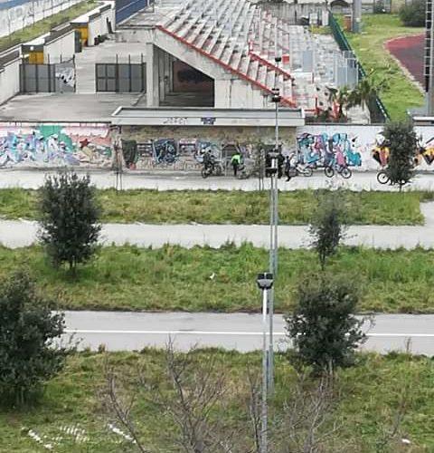 vandalismo de cristofaro