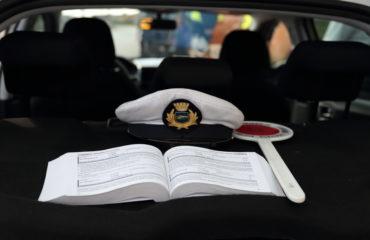 Vigili polizia municipale Giugliano