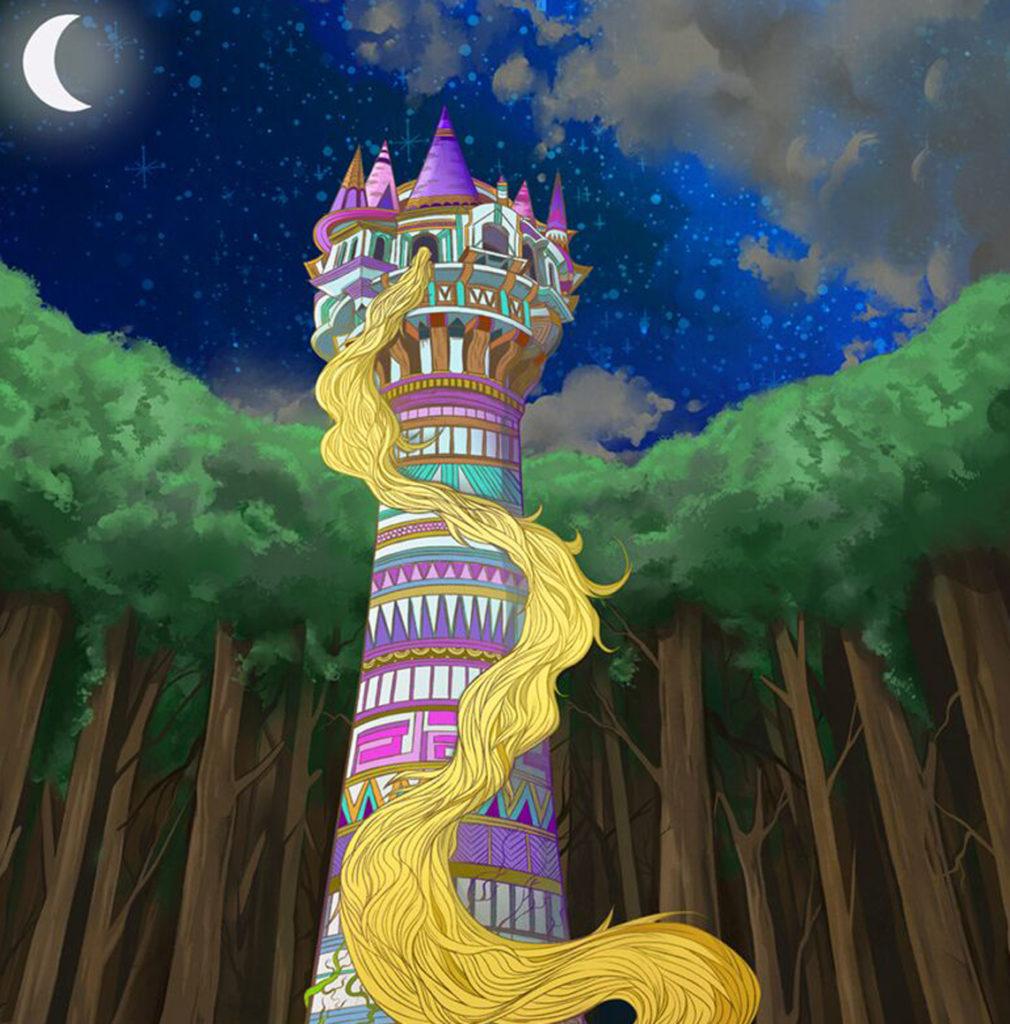 Rapunzel Petrosinella