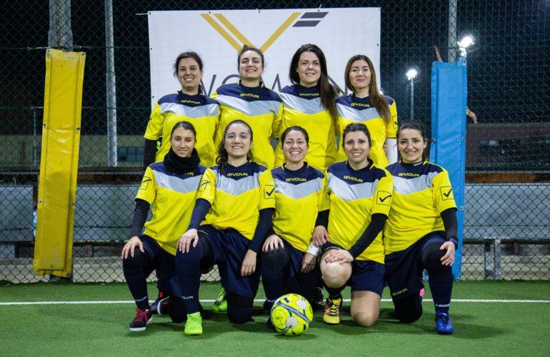 calcio a 5 giugliano donne