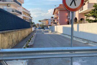 Via Santa Caterina: sei mesi di nulla